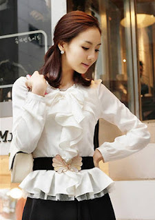 lindos modelos de blusas sociais femininas 05