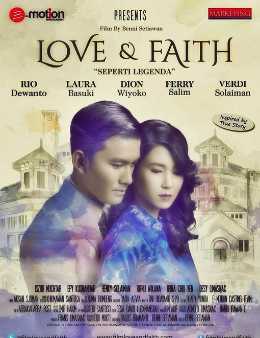Film Love And Faith 2015 Bioskop