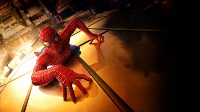 Người Nhện, Spider Man
