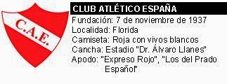 CLUB A. ESPAÑA