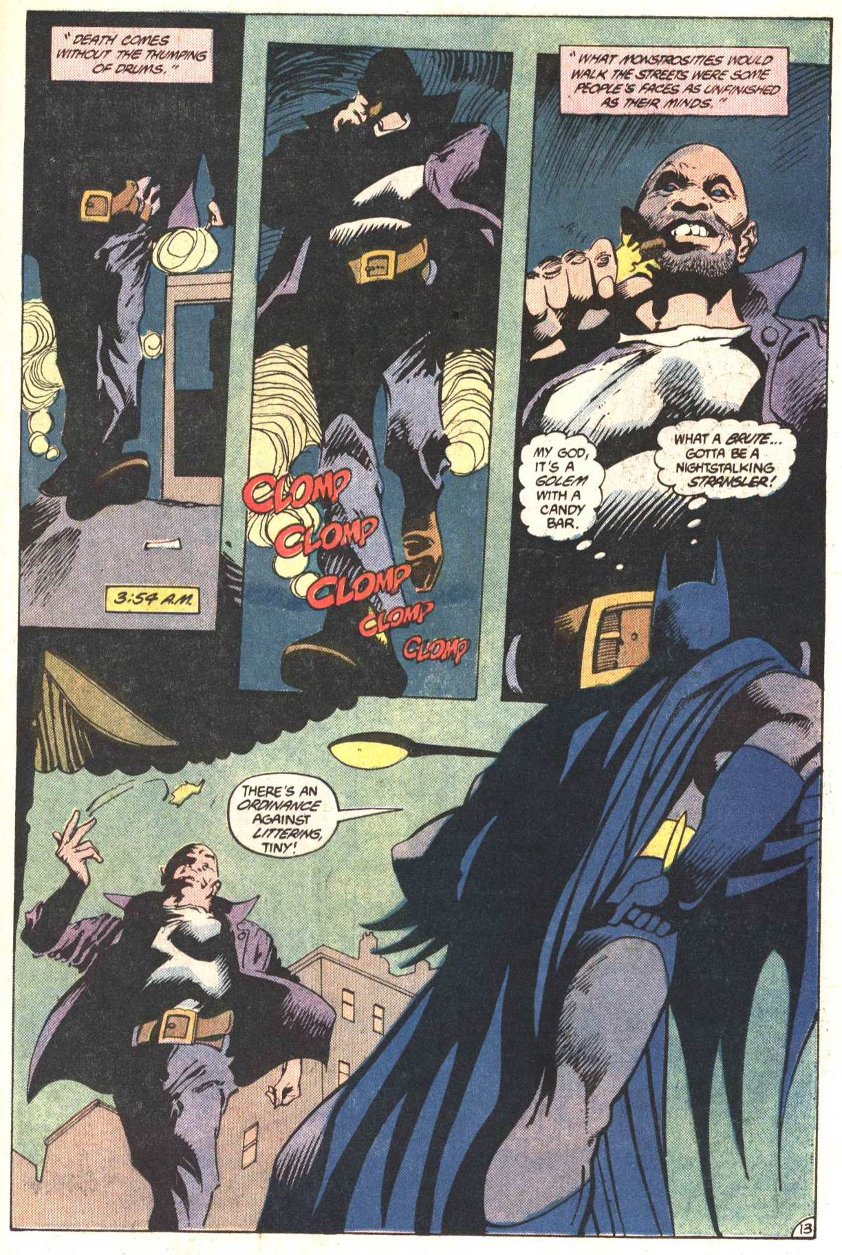 Detective Comics (1937) Issue #567 Page 14