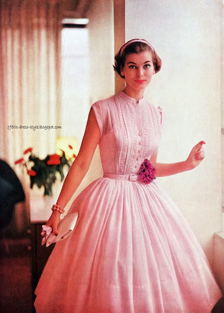 1950s fashion 1950s dress style for What is retro style