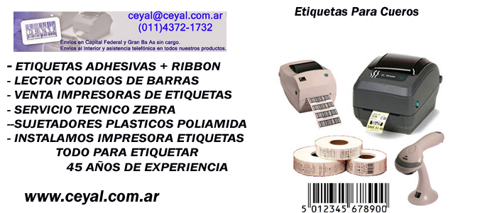rollo de etiquetas adhesivas Buenos Aires