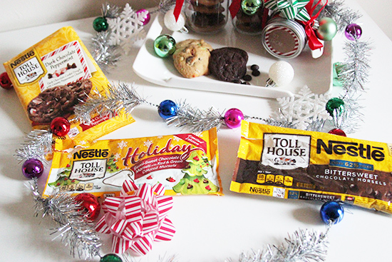 Nestle Toll House Holiday Chocolate Chip Cookies