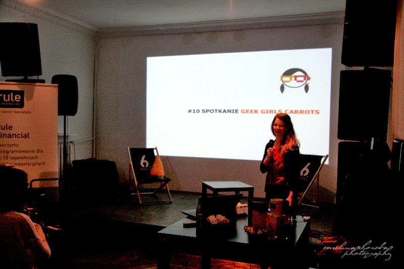 Rule Financial, Geek Girls Carrots, Łódź, 6 Dzielnica, spotkanie technologiczne