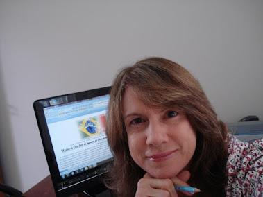 Irmã Maria Rodrigues - Líder do departamento de Missões