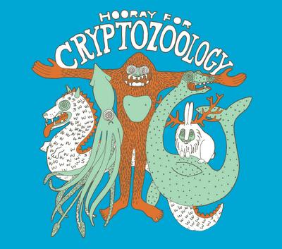 a cryptozoology logo