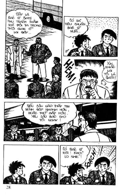 Jindodinho - Đường Dẫn Đến Khung Thành III Tập 26 page 28 Congtruyen24h