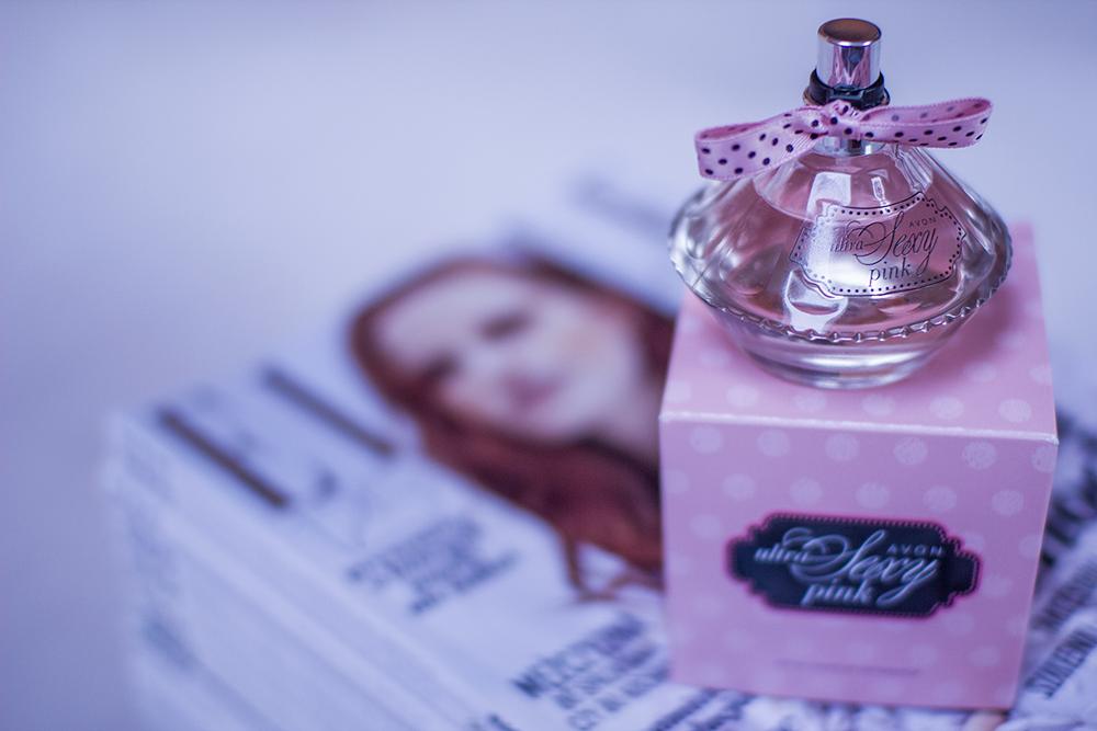 Perfumy ultra saxy pink avon recenzja, blog modowy.