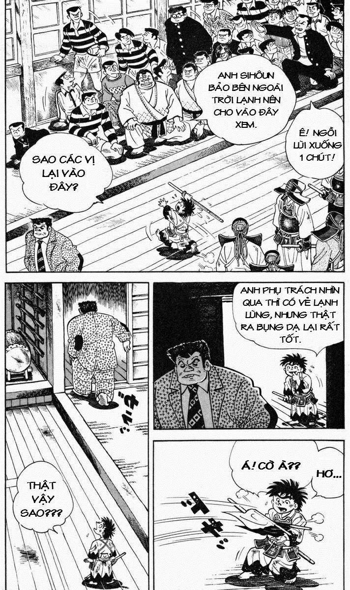 Siêu quậy Teppi chap 96 - Trang 38
