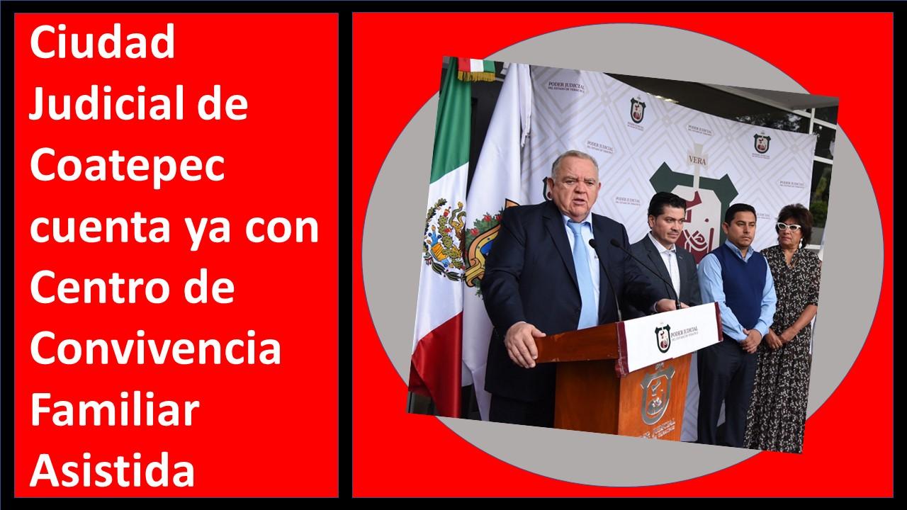 Ciudad Judicial de Coatepec