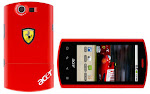 Acer Ferrari Handphone