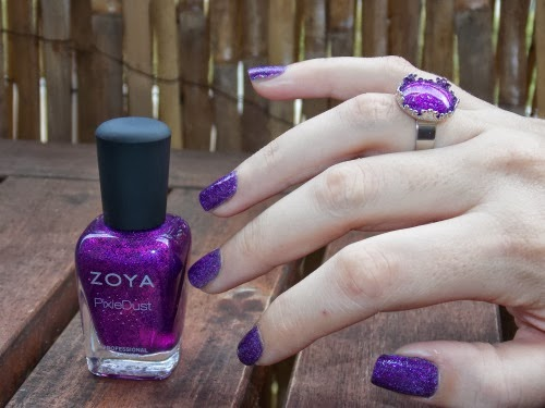 nail art facile blog, zoya carter, homemade rings