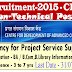 C-DAC Recruitments For Non-Technical Posts, Hyderabad Last date 31st July 2015