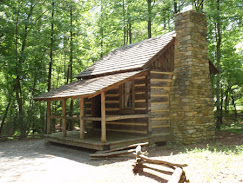 John Dickey Cabin - York S.C.
