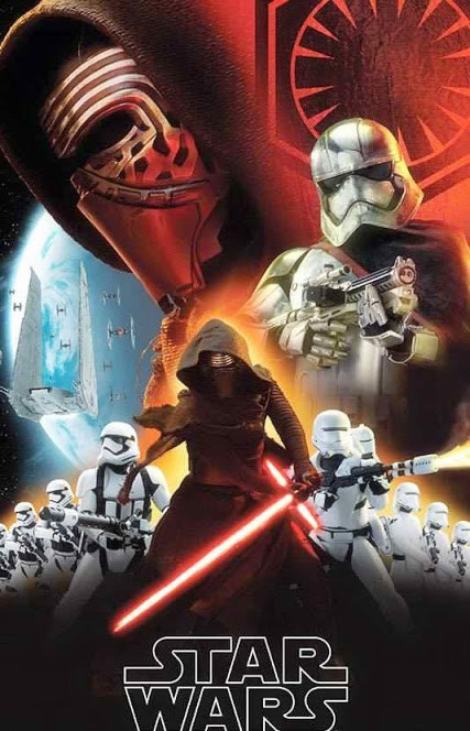 Sinopsis Film Star Wars: Episode VII - The Force Awakens (2015)