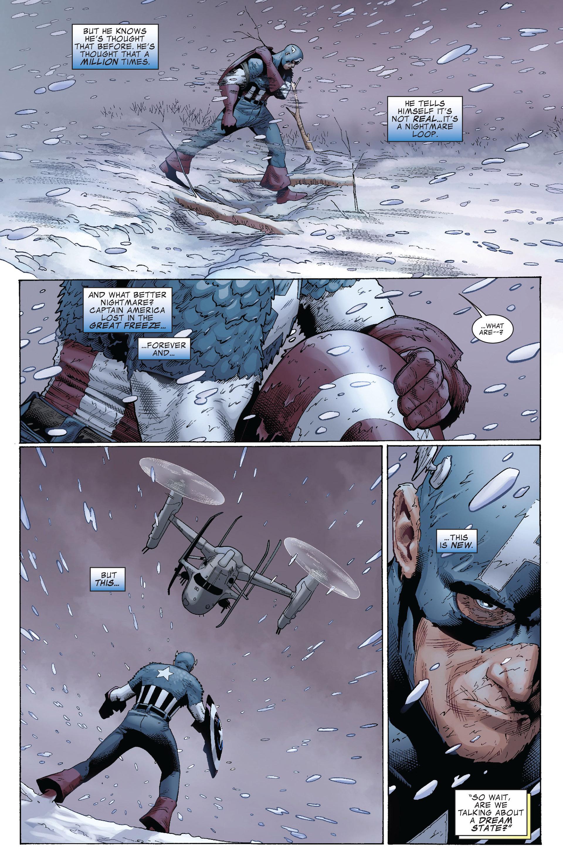Captain America (2011) Issue #2 #2 - English 4