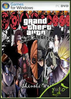 Download Grand Theft Auto Shinobi World   Pc