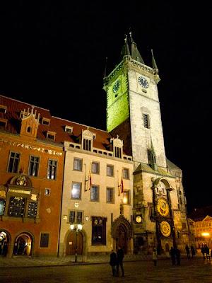 Ayuntamiento de la Ciudad Vieja de Praga