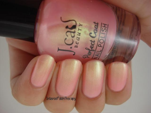 J. Cat Beauty - Metallic Pink