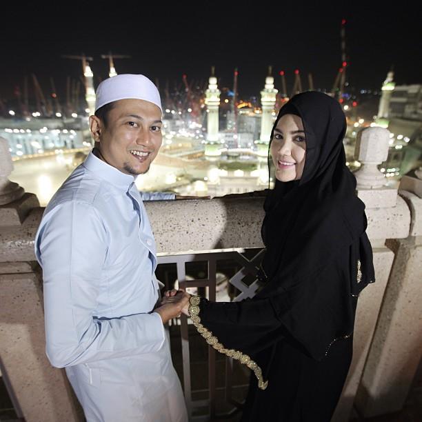 Elyana, Khairul Anuar Hussin,Gambar Elyana terbaru, Gambar Elyana 2013, Gambar Elyana di Mekah,