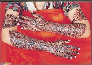 Gorgeous Bridal Mehndi Designs : Mehndi style: may 2012