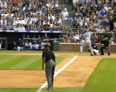 Yasiel Puig At Bat