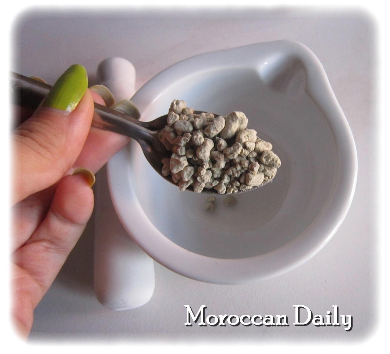 moroccan daily diy le meilleur masque purifiant anti points noirs. Black Bedroom Furniture Sets. Home Design Ideas