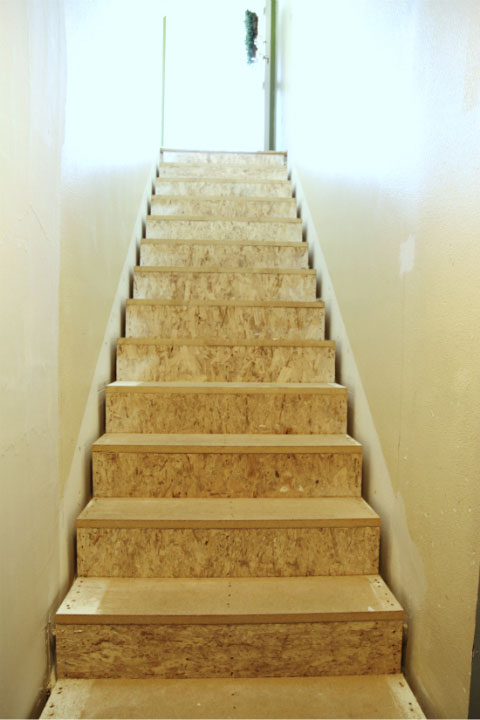 IHeart Organizing: Our Secret Stairs: Part 2