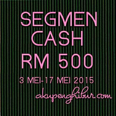 menang cash rm50 dari join segmen