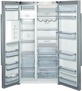 Bosch Counter Depth French Door Refrigerator