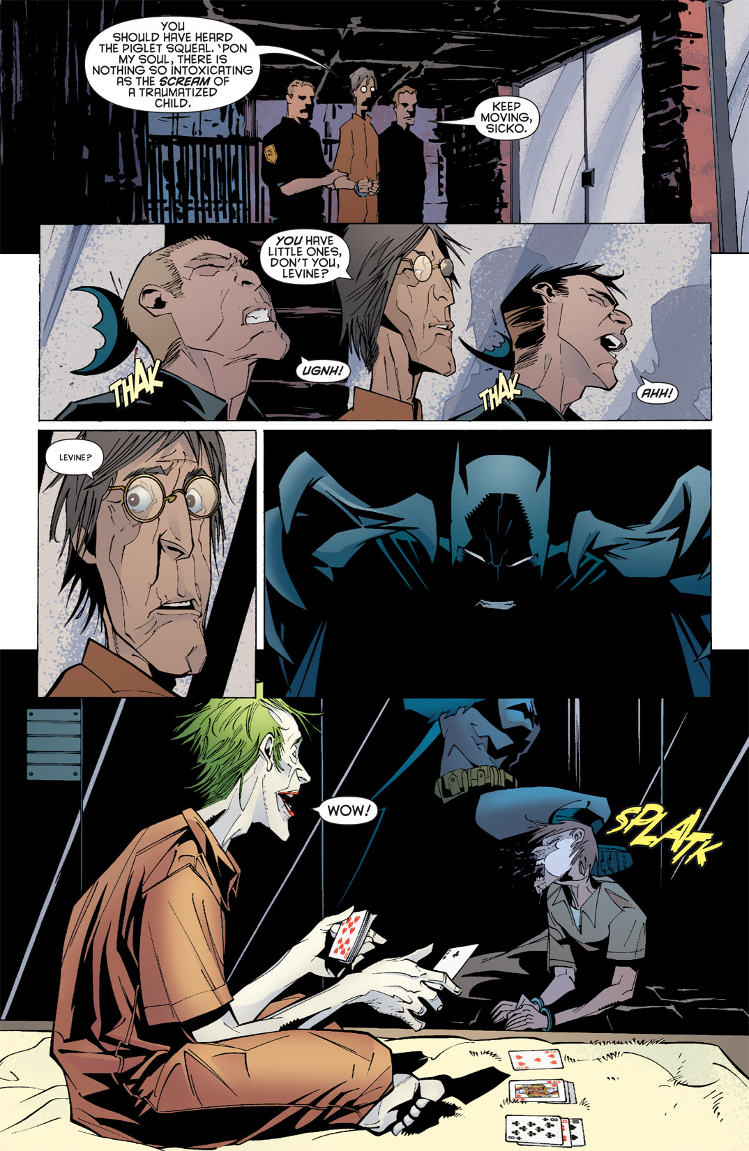 Detective Comics (1937) Issue #849 Page 2
