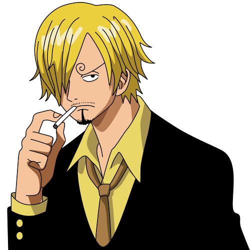 Wallpaper Sanji dari anime one piece
