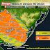 ALERTA | Prob. lluvias o tormentas fuertes (PM Mar 29/12 - PM Mie 30/12)