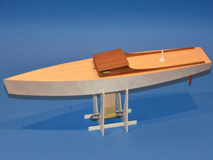 Aero-naut Clipper - Baubericht und Erfahrungen - Der Rumpf ist fast fertig