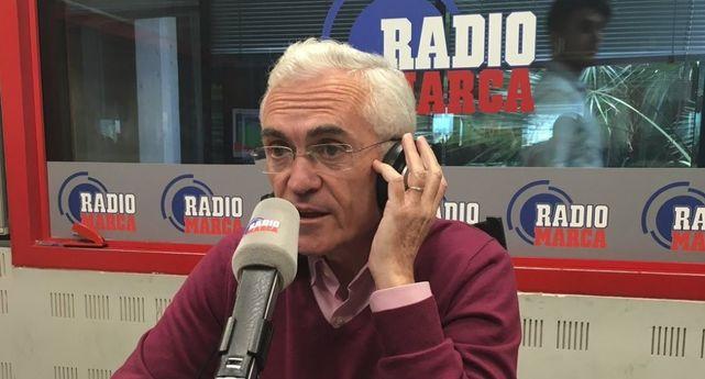GARCÍA CARIDAD ABANDONA RADIO MARCA