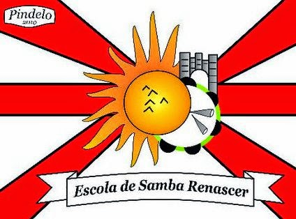 RENASCER ESCOLA DE SAMBA ( Pindelo )