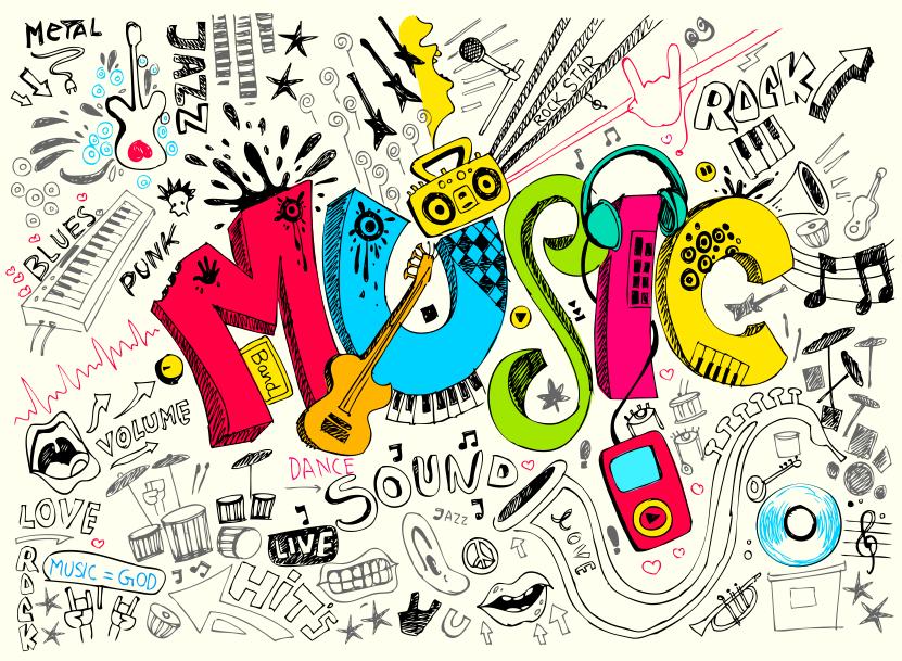 Quina música escoltam a l'escola?