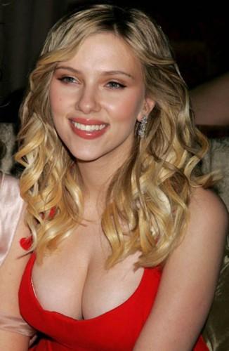 Scarlett Johansson Pictures