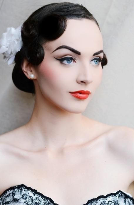 Vintage Make-up Inspiration