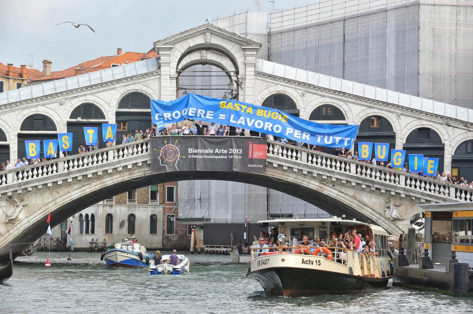 Cruise Venice: incontro con il Sindaco di Venezia
