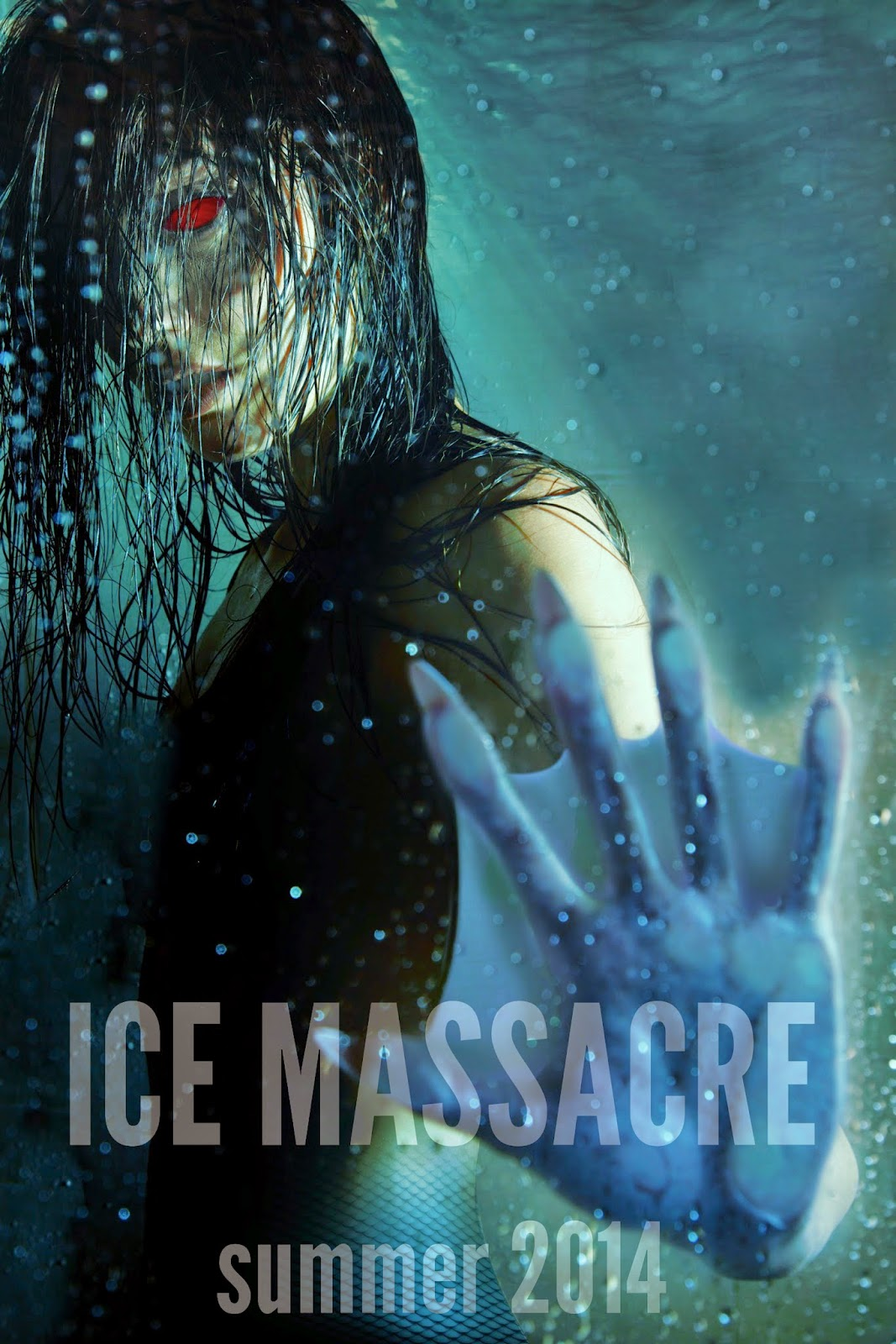 Ice Massacre promotional art