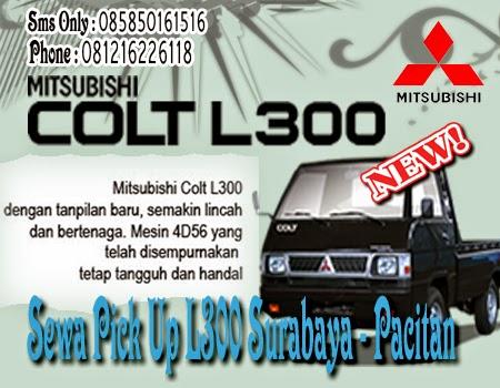 Sewa Pick Up L300 Surabaya - Pacitan