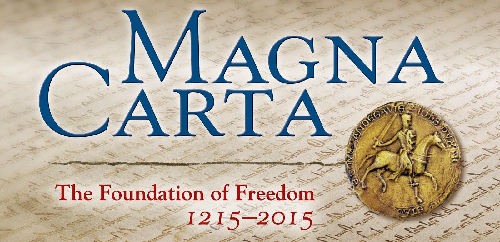 800 Tahun Magna Carta - The Foundation of Freedom