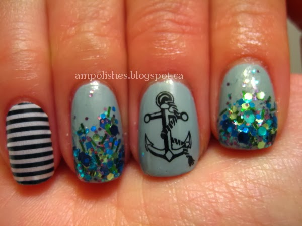 China Glaze Sea Spray as