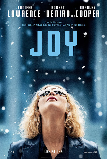 Primer póster de 'Joy' de David O. Russell con Jennifer Lawrence