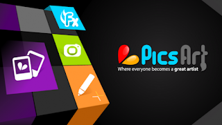 Spesifikasi Aplikasi Android PicsArt
