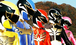 Power Rangers:Megaforce