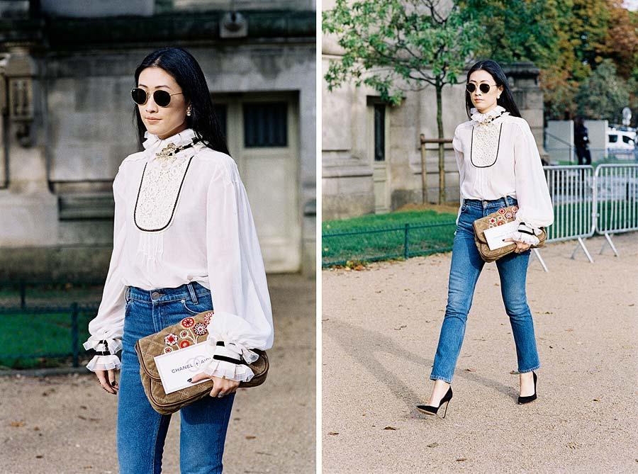 Paris Fashion Week SS 2016.Before Chloe   Vanessa