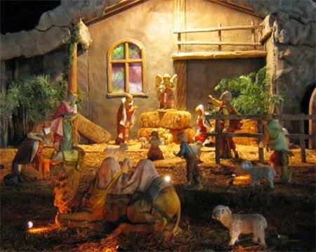 Decoracion de Nacimientos Navideños, parte 2